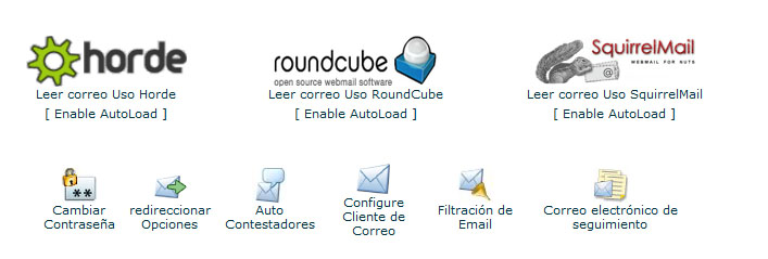 hosting webmail